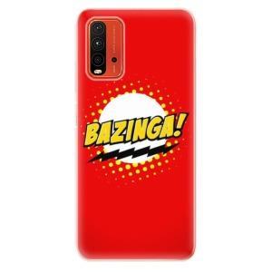 Odolné silikonové pouzdro iSaprio - Bazinga 01 na mobil Xiaomi Redmi 9T / Xiaomi Poco M3