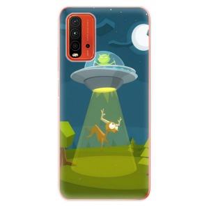 Odolné silikonové pouzdro iSaprio - Alien 01 na mobil Xiaomi Redmi 9T / Xiaomi Poco M3