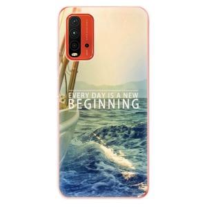 Odolné silikonové pouzdro iSaprio - Beginning na mobil Xiaomi Redmi 9T / Xiaomi Poco M3