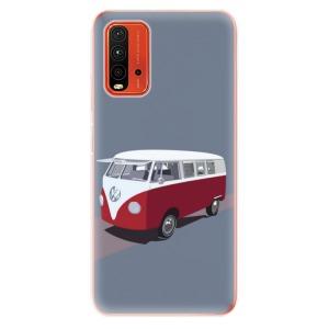 Odolné silikonové pouzdro iSaprio - VW Bus na mobil Xiaomi Redmi 9T / Xiaomi Poco M3