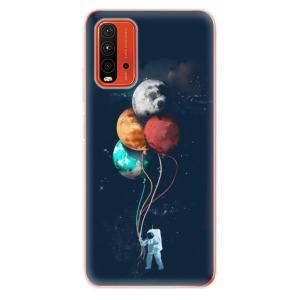 Odolné silikonové pouzdro iSaprio - Balloons 02 na mobil Xiaomi Redmi 9T / Xiaomi Poco M3