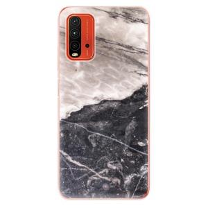 Odolné silikonové pouzdro iSaprio - BW Marble na mobil Xiaomi Redmi 9T / Xiaomi Poco M3