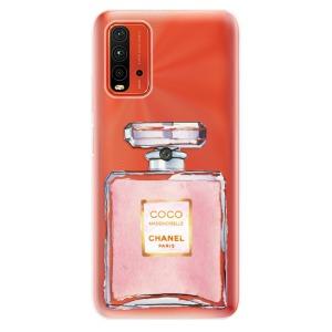 Odolné silikonové pouzdro iSaprio - Chanel Rose na mobil Xiaomi Redmi 9T / Xiaomi Poco M3