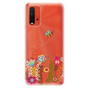 Odolné silikonové pouzdro iSaprio - Bee 01 na mobil Xiaomi Redmi 9T / Xiaomi Poco M3