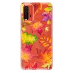 Odolné silikonové pouzdro iSaprio - Autumn Leaves 01 na mobil Xiaomi Redmi 9T / Xiaomi Poco M3