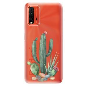 Odolné silikonové pouzdro iSaprio - Cacti 02 na mobil Xiaomi Redmi 9T / Xiaomi Poco M3