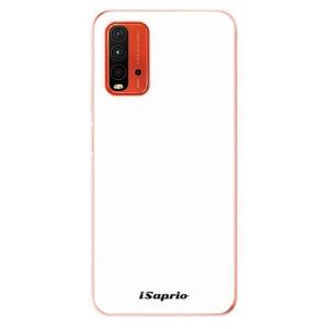 Odolné silikonové pouzdro iSaprio - 4Pure - bílé na mobil Xiaomi Redmi 9T / Xiaomi Poco M3