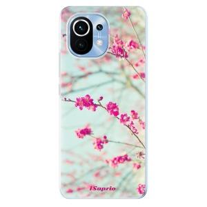Odolné silikonové pouzdro iSaprio - Blossom 01 na mobil Xiaomi Mi 11