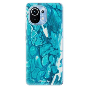 Odolné silikonové pouzdro iSaprio - BlueMarble 15 na mobil Xiaomi Mi 11