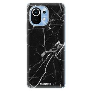 Odolné silikonové pouzdro iSaprio - Black Marble 18 na mobil Xiaomi Mi 11