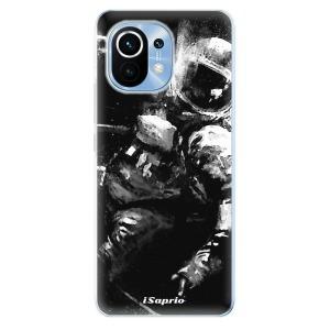 Odolné silikonové pouzdro iSaprio - Astronaut 02 na mobil Xiaomi Mi 11
