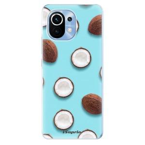 Odolné silikonové pouzdro iSaprio - Coconut 01 na mobil Xiaomi Mi 11