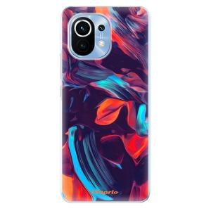 Odolné silikonové pouzdro iSaprio - Color Marble 19 na mobil Xiaomi Mi 11