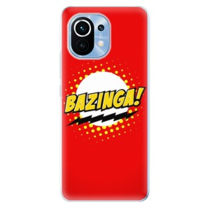 Odolné silikonové pouzdro iSaprio - Bazinga 01 na mobil Xiaomi Mi 11