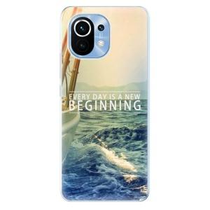 Odolné silikonové pouzdro iSaprio - Beginning na mobil Xiaomi Mi 11
