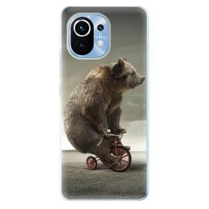 Odolné silikonové pouzdro iSaprio - Bear 01 na mobil Xiaomi Mi 11