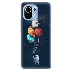 Odolné silikonové pouzdro iSaprio - Balloons 02 na mobil Xiaomi Mi 11