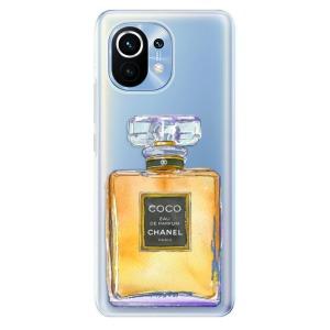 Odolné silikonové pouzdro iSaprio - Chanel Gold na mobil Xiaomi Mi 11