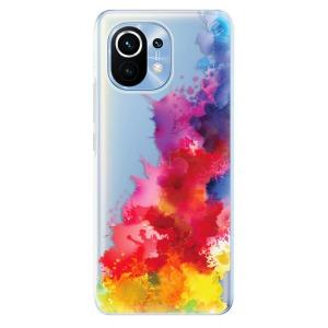 Odolné silikonové pouzdro iSaprio - Color Splash 01 na mobil Xiaomi Mi 11
