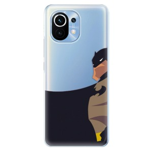 Odolné silikonové pouzdro iSaprio - BaT Comics na mobil Xiaomi Mi 11