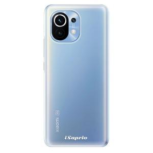 Odolné silikonové pouzdro iSaprio - 4Pure - čiré bez potisku na mobil Xiaomi Mi 11