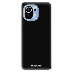 Odolné silikonové pouzdro iSaprio - 4Pure - černé na mobil Xiaomi Mi 11