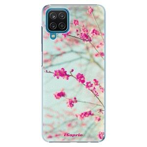 Plastové pouzdro iSaprio - Blossom 01 na mobil Samsung Galaxy A12
