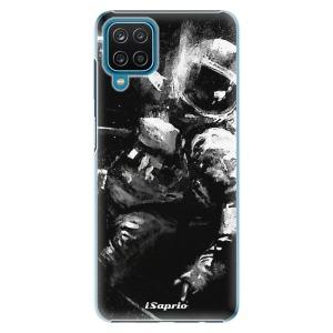 Plastové pouzdro iSaprio - Astronaut 02 na mobil Samsung Galaxy A12
