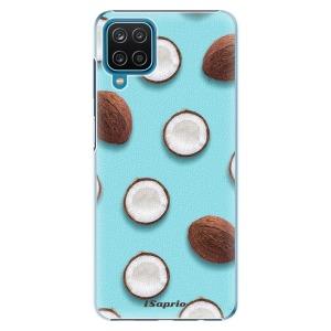 Plastové pouzdro iSaprio - Coconut 01 na mobil Samsung Galaxy A12