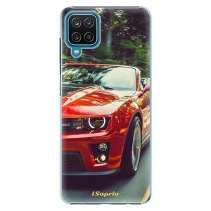 Plastové pouzdro iSaprio - Chevrolet 02 na mobil Samsung Galaxy A12
