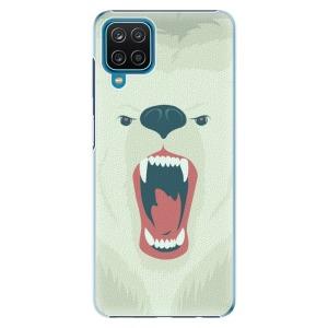 Plastové pouzdro iSaprio - Angry Bear na mobil Samsung Galaxy A12