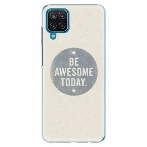 Plastové pouzdro iSaprio - Awesome 02 na mobil Samsung Galaxy A12