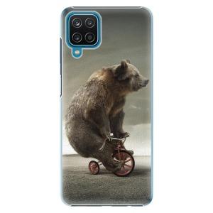 Plastové pouzdro iSaprio - Bear 01 na mobil Samsung Galaxy A12