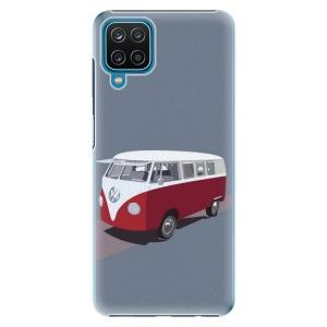 Plastové pouzdro iSaprio - VW Bus na mobil Samsung Galaxy A12
