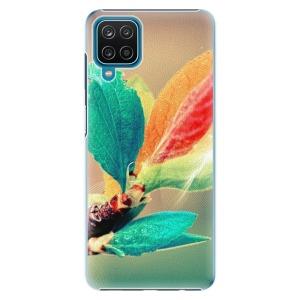 Plastové pouzdro iSaprio - Autumn 02 na mobil Samsung Galaxy A12