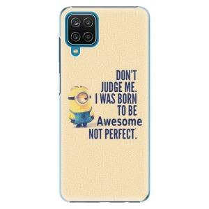 Plastové pouzdro iSaprio - Be Awesome na mobil Samsung Galaxy A12