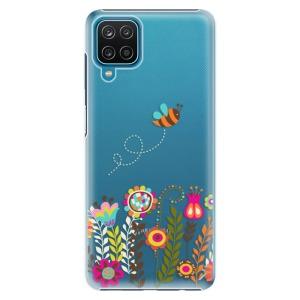 Plastové pouzdro iSaprio - Bee 01 na mobil Samsung Galaxy A12