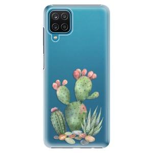Plastové pouzdro iSaprio - Cacti 01 na mobil Samsung Galaxy A12