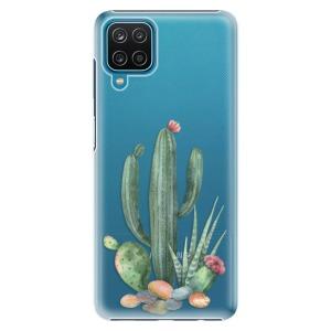Plastové pouzdro iSaprio - Cacti 02 na mobil Samsung Galaxy A12