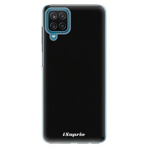 Plastové pouzdro iSaprio - 4Pure - černé na mobil Samsung Galaxy A12
