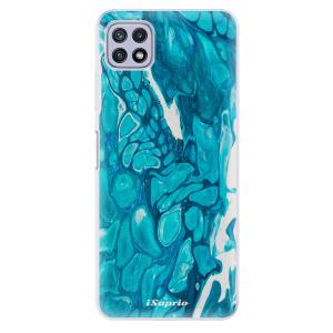 Odolné silikonové pouzdro iSaprio - BlueMarble 15 na mobil Samsung Galaxy A22 5G