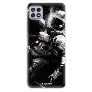 Odolné silikonové pouzdro iSaprio - Astronaut 02 na mobil Samsung Galaxy A22 5G