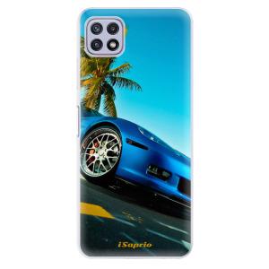 Odolné silikonové pouzdro iSaprio - Car 10 na mobil Samsung Galaxy A22 5G