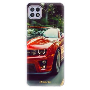 Odolné silikonové pouzdro iSaprio - Chevrolet 02 na mobil Samsung Galaxy A22 5G