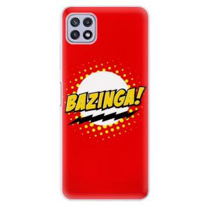 Odolné silikonové pouzdro iSaprio - Bazinga 01 na mobil Samsung Galaxy A22 5G