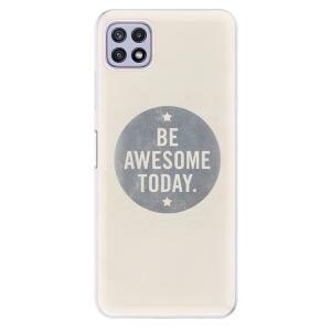 Odolné silikonové pouzdro iSaprio - Awesome 02 na mobil Samsung Galaxy A22 5G