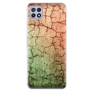 Odolné silikonové pouzdro iSaprio - Cracked Wall 01 na mobil Samsung Galaxy A22 5G
