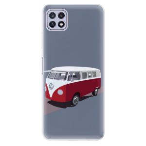 Odolné silikonové pouzdro iSaprio - VW Bus na mobil Samsung Galaxy A22 5G