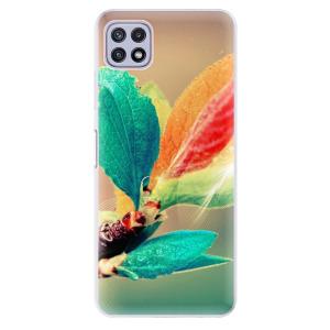 Odolné silikonové pouzdro iSaprio - Autumn 02 na mobil Samsung Galaxy A22 5G