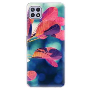 Odolné silikonové pouzdro iSaprio - Autumn 01 na mobil Samsung Galaxy A22 5G